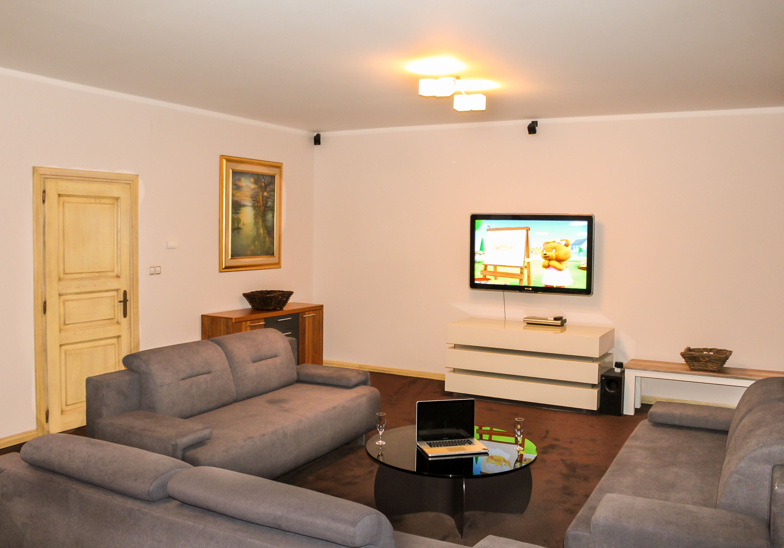 Living Room Zagreb apartment julia – zagreb – sanja ferien